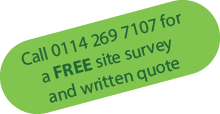 Call us for a free site survey and quote
